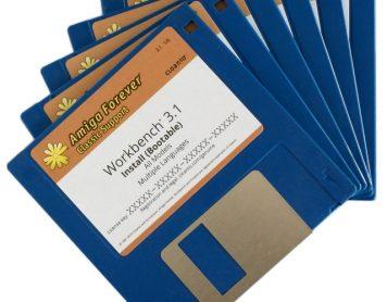 Protected: Installation av Amiga OS 3.1 på en Amiga 1200
